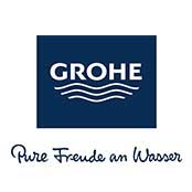 Grohe brusehoveder